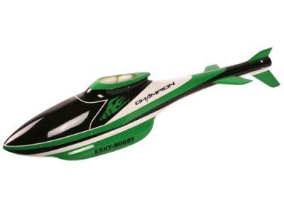 E-Sky EK4-0065 F3C Scale Rumpf grün für  Belt CP V1&2 u.a bei Trade4me RC-Modellbau kaufen