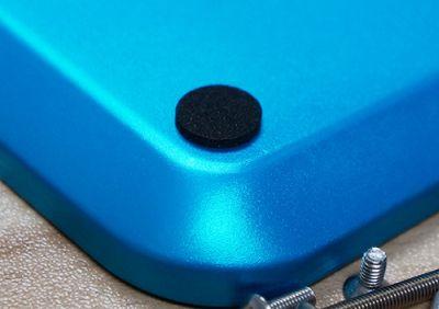 OneHobby YA-0413BU Aluminum Screw Tray Blue bei Trade4me RC-Modellbau kaufen