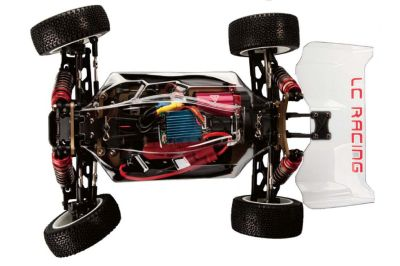 LC-Racing Mini Brushless Buggy 1:14 KIT EMB-1HK bei Trade4me RC-Modellbau kaufen
