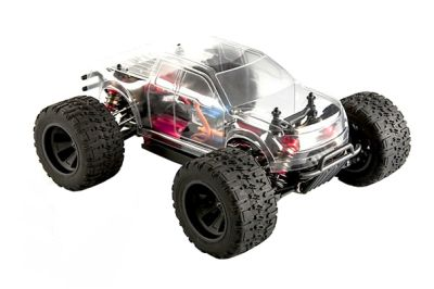 LC-Racing Mini Brushless Monster Truck 1:14 RTR EMB-MTH bei Trade4me RC-Modellbau kaufen