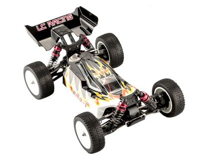 LC-Racing Mini Brushed Off-Road Buggy 1:14 RTR EMB-1L bei Trade4me RC-Modellbau kaufen