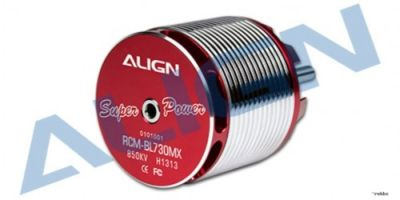 Align Brushless Motor 730 MX 850 KV HML73M01 bei Trade4me RC-Modellbau kaufen