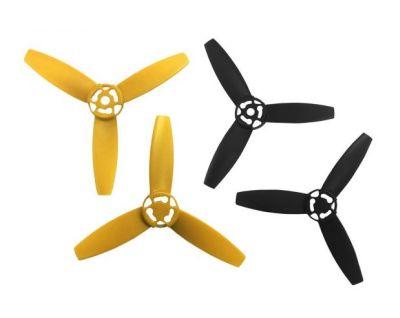 Parrot Propeller Bebop gelb PF070106AA bei Trade4me RC-Modellbau kaufen