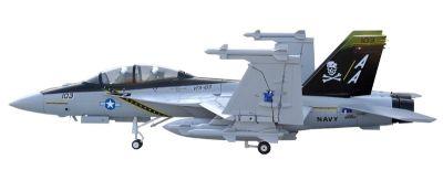 Lanxiang F18 Hornet McDonnel Douglas Jolly Rogers KIT 1200mm bei Trade4me RC-Modellbau kaufen
