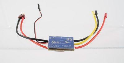 SkyRc Swift ESC 35A /4S Lipo Brushlessregler 2A BEC SK-300021 bei Trade4me RC-Modellbau kaufen