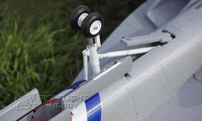 Lanxiang F18 Hornet McDonnel Douglas Bounty Hunter ARF 1200mm bei Trade4me RC-Modellbau kaufen
