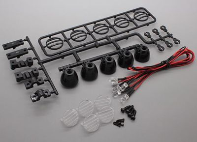 OneHobby Leds for head of the car bei Trade4me RC-Modellbau kaufen