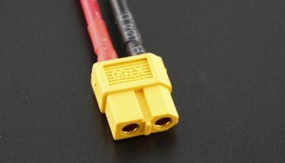 SLS Lipo Batterie 1300mAh 4S1P 14,8V 40C/80C SLSXT13004140 bei Trade4me RC-Modellbau kaufen