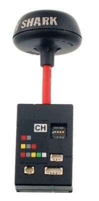 Fatshark FPV Videosender 25mW CE boxed Version 5.8 Ghz Spironet Antenne bei Trade4me RC-Modellbau kaufen