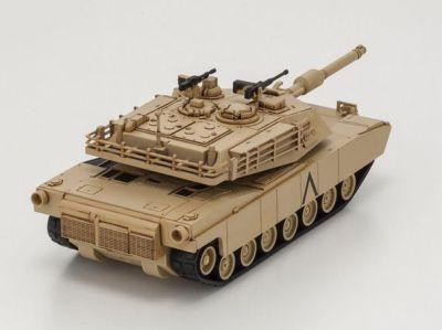Kyosho 69050D Pocket Armour 1:60 Abrams Desert w/i-Driver bei Trade4me RC-Modellbau kaufen