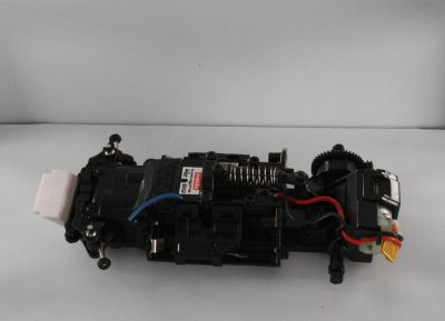 Kyosho MZ-412 chassis / RC unit MR03S / RA29 NEW without original box bei Trade4me RC-Modellbau kaufen