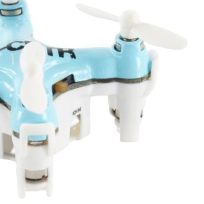 OneHobby XS-CPTR Micro Quadcopter 22mm RTF blue bei Trade4me RC-Modellbau kaufen