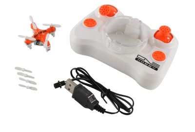 OneHobby Micro Quadcopter (22mm RTF orange) XS-CPTR bei Trade4me RC-Modellbau kaufen