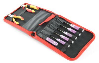 OneHobby Werkzeugtasche alles praktisch und gut sortiert bei Trade4me RC-Modellbau kaufen