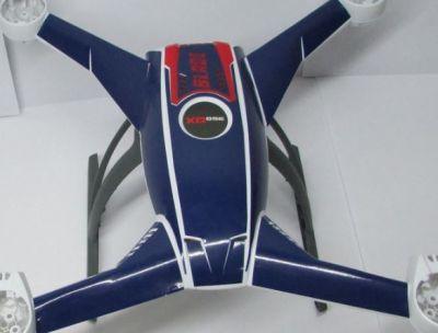 Ultimate-Pro-Cy Skin Decals Blau Blade 350 QX/2 bei Trade4me RC-Modellbau kaufen