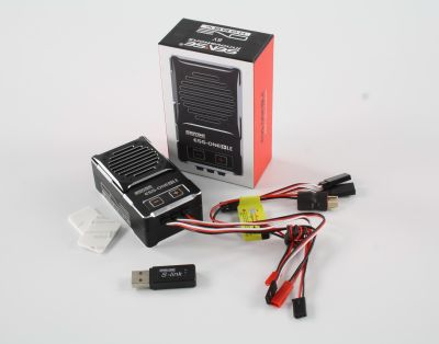 Sense-Innovations ESS ONE Plus Limited Edition Sound Module for RC Cars SI-15S1215C bei Trade4me RC-Modellbau kaufen