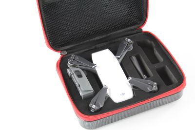 OneHobby DJI Spark multicopter case, incl. Replacement battery compartment bei Trade4me RC-Modellbau kaufen