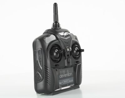 Walkera Sender Devention Devo 4 2,4 GHZ bei Trade4me RC-Modellbau kaufen