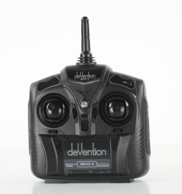 Walkera Sender Devention Devo 4 2,4 GHZ BULK bei Trade4me RC-Modellbau kaufen