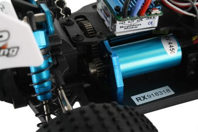HSP Buggy Trojan Pro BL 1:16 RTR Gelb  94185PRO/18503 bei Trade4me RC-Modellbau kaufen