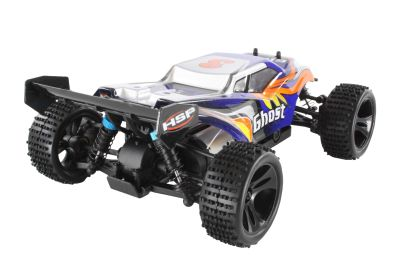 HSP Truggy Ghost Blau 1:18 4WD  94803/80391 bei Trade4me RC-Modellbau kaufen