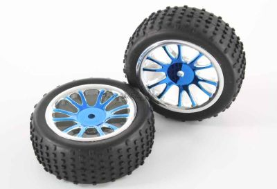 HSP 85024PT Wheel Complete bei Trade4me RC-Modellbau kaufen
