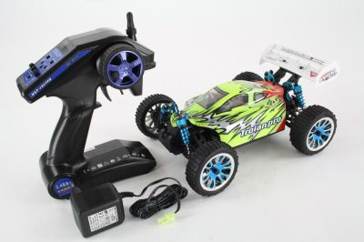 HSP Buggy Trojan Pro BL RTR 1:16 (Gelb) 94185PRO/18504 bei Trade4me RC-Modellbau kaufen