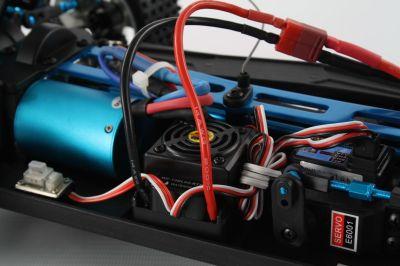 HSP Buggy XSTR TOP BL 1:10 4WD RTR (Blau) 94107TOP bei Trade4me RC-Modellbau kaufen