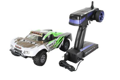 HSP Short Course Truck Caribe BL 1:18 RTR Green 94807Pro bei Trade4me RC-Modellbau kaufen