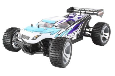 HSP Truggy Ghost brushless Blau 1:18 4WD 94803Pro bei Trade4me RC-Modellbau kaufen