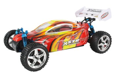 HSP Buggy XSTR TOP 1:10 RTR 4WD Rot 94107TOP bei Trade4me RC-Modellbau kaufen
