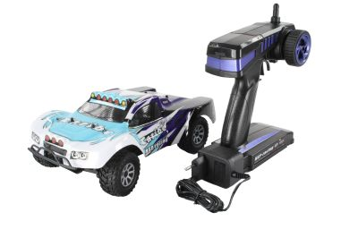 HSP Short Course Truck Caribe BRUSHLESS 1:18 Blau 94807Pro bei Trade4me RC-Modellbau kaufen