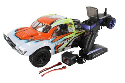 HSP Breaker SCT Short Course Truck 1:10 RTR Orange 94205 bei Trade4me RC-Modellbau kaufen