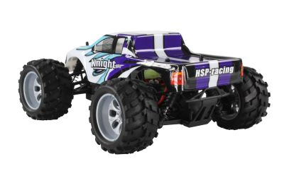 HSP Monster Truck Knight Pro BRUSHLESS1:18 Blau  94806Pro/80696 bei Trade4me RC-Modellbau kaufen