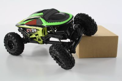 HSP Mini Crawler 1:24 CT-24 Gelb 94480 bei Trade4me RC-Modellbau kaufen