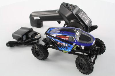 HSP Mini Crawler 1:24 CT-24 Blau 94480 bei Trade4me RC-Modellbau kaufen