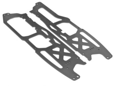 HPI Chassis Set 2.5mm (Savage Flux/grau) H100902 bei Trade4me RC-Modellbau kaufen