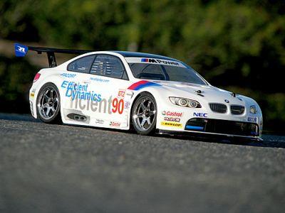 HPI BMW M3 GT2 Karosserie weiss lackiert (200mm) H106976 bei Trade4me RC-Modellbau kaufen