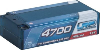LRP 430214 LiPo 1/10 Competition Car Line Short SubC Hardcase bei Trade4me RC-Modellbau kaufen