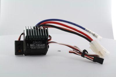 HPI Fahrtenregleregler SC-15WP H105906** bei Trade4me RC-Modellbau kaufen