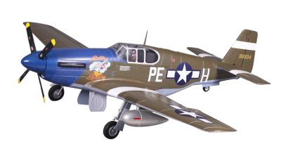 FMS P-51B Mustang Dallas Darling PNP 1450mm (065) bei Trade4me RC-Modellbau kaufen