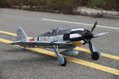 FMS FW-190 Focke Wulf Y6 PNP 1400mm FMS045 bei Trade4me RC-Modellbau kaufen