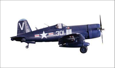 FMS F4U Corsair Giant blau PNP 1700mm FMS043 bei Trade4me RC-Modellbau kaufen