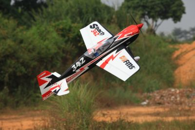 FMS Sbach 342 3D Kunstflug PNP 1300mm FMS062P bei Trade4me RC-Modellbau kaufen