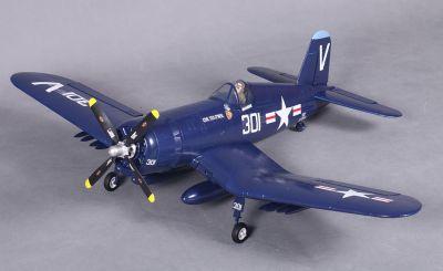 FMS F4U Corsair Blau PNP 800mm FMS022P bei Trade4me RC-Modellbau kaufen