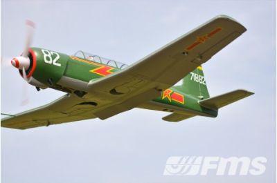 FMS CJ-6 Nanchang Militär Trainer Grün 1200mm PNP FMS085P bei Trade4me RC-Modellbau kaufen