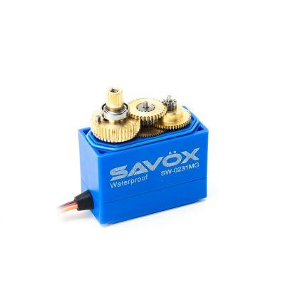 Savox SW-0231MG Metall Servo Lenk-Car-Boot bei Trade4me RC-Modellbau kaufen