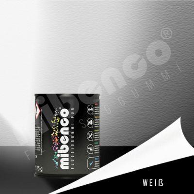 mibenco Flüssiggummi PUR 175g weiß matt 72829010 bei Trade4me RC-Modellbau kaufen
