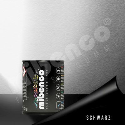 mibenco Flüssiggummi PUR 175g schwarz matt 72829005 bei Trade4me RC-Modellbau kaufen
