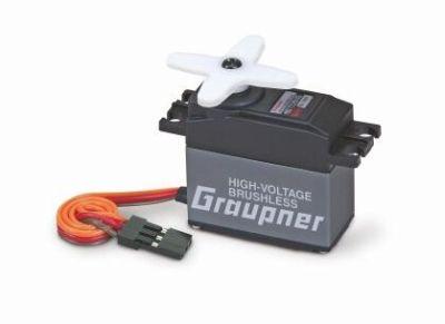 Graupner Brushless Servo HBS770BBMG 20 mm 7986 bei Trade4me RC-Modellbau kaufen